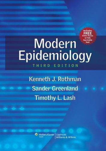 Pdf Download Modern Epidemiology Ebook Pdf Download Read