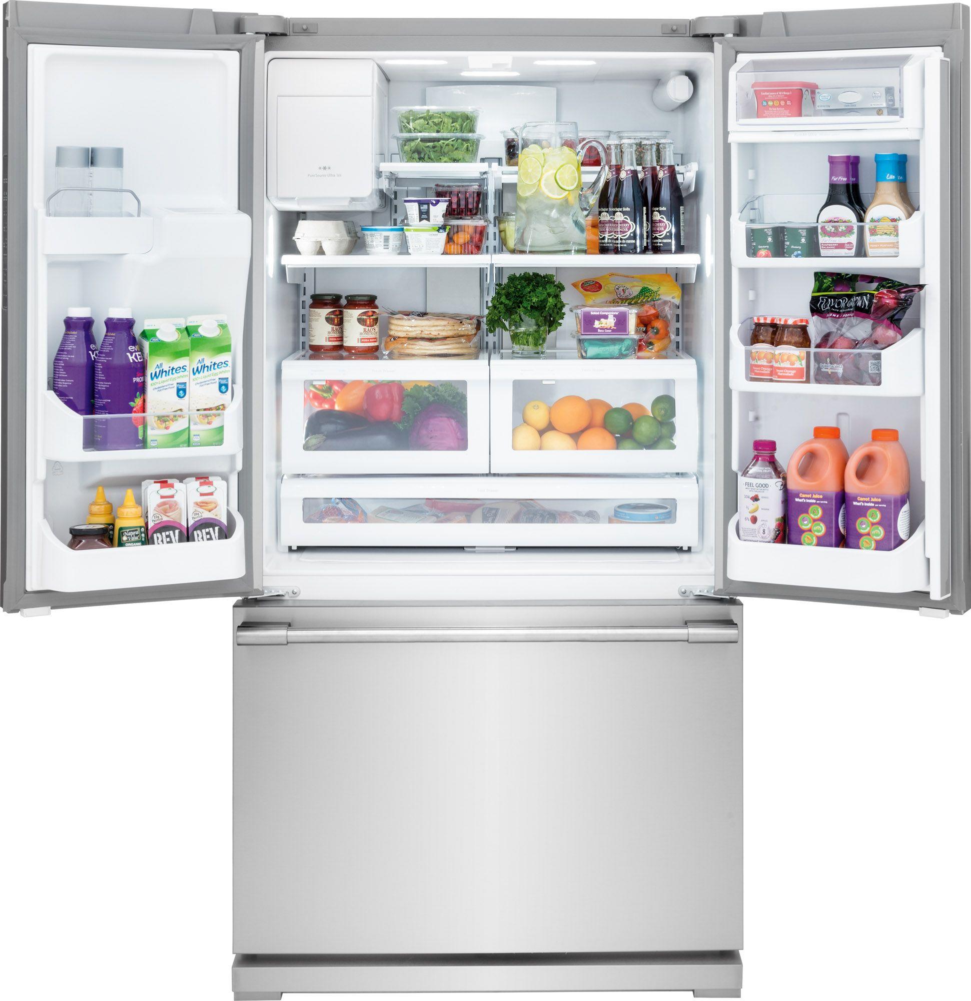 Frigidaire Professional Refrigerator   Interior