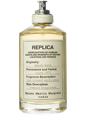 Scents Fruity Maison Martin Margiela Beach Walk Is A Sy Briny Mix Of Coconut Musk And Lemon It Smells Like Sunscreen But Zillion Times More