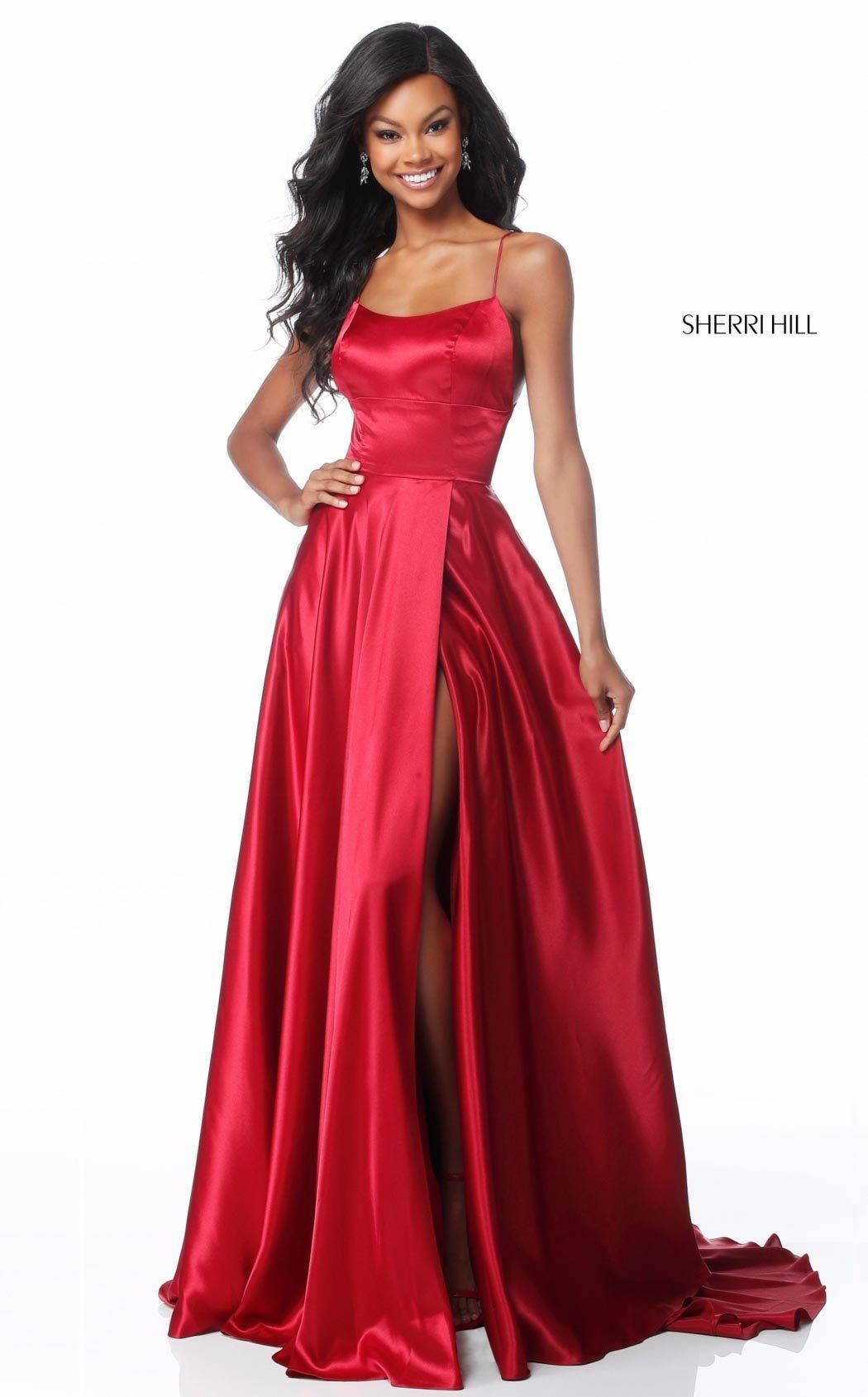 Sherri hill in outfits pinterest prom dresses