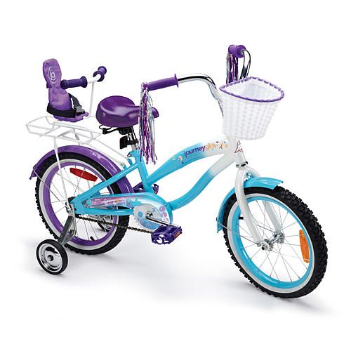 Avigo 16 Inch Journey Girls Bike Girls Journey Girl Dolls