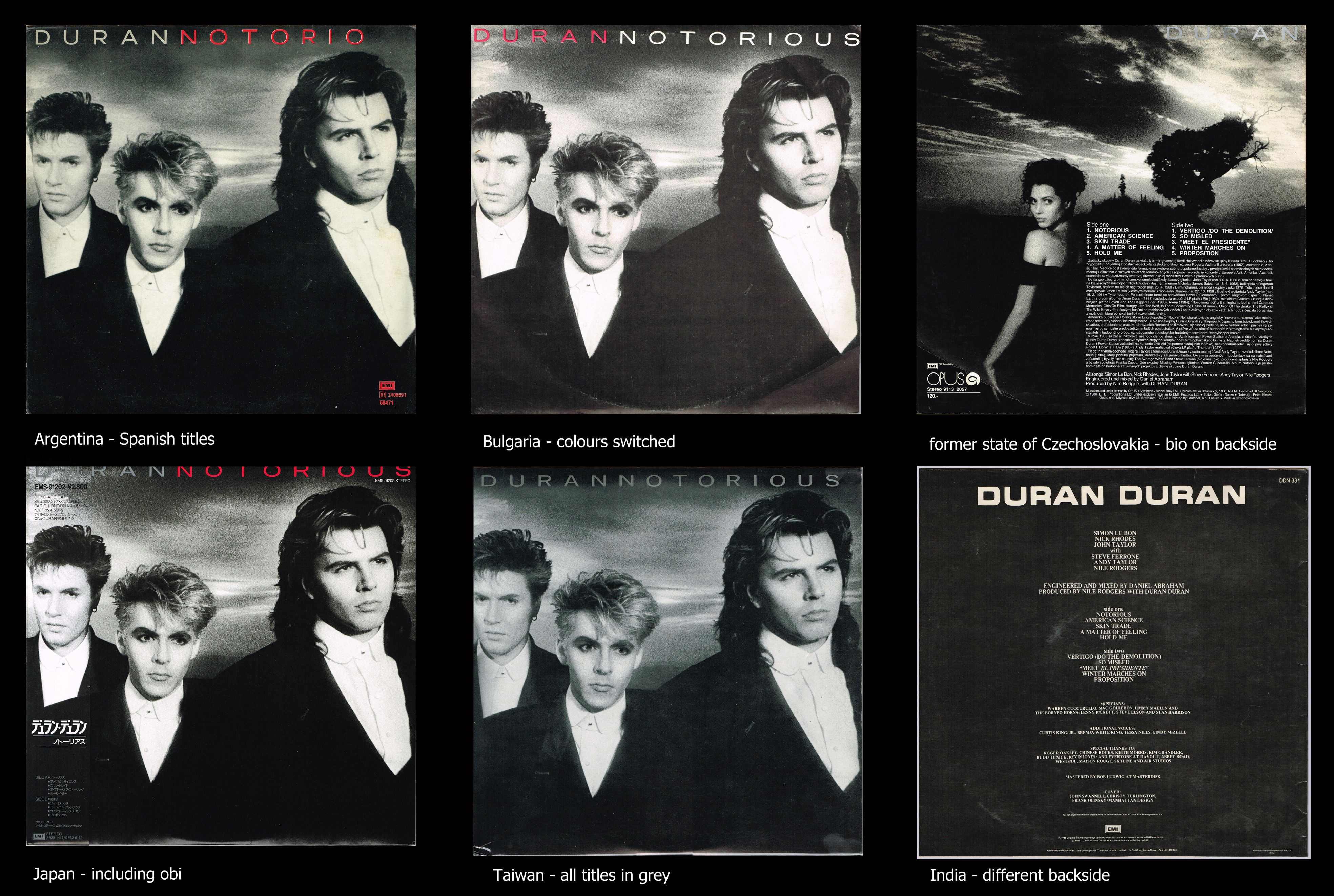 Duran Duran Duran Duran S Monthly Collector S Corner November