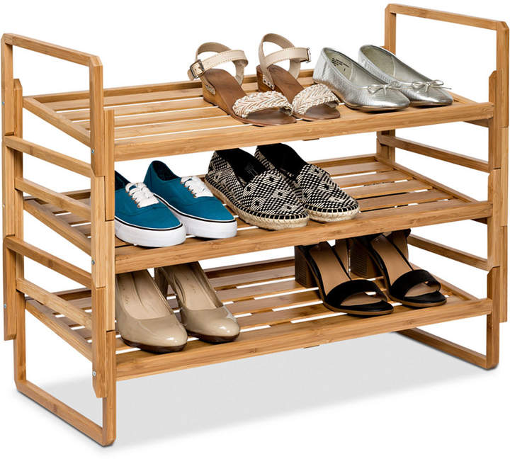 68f0ff5dd982a9879ad7ed882ea1eaa6 - Better Homes And Gardens Stackable Shoe Rack
