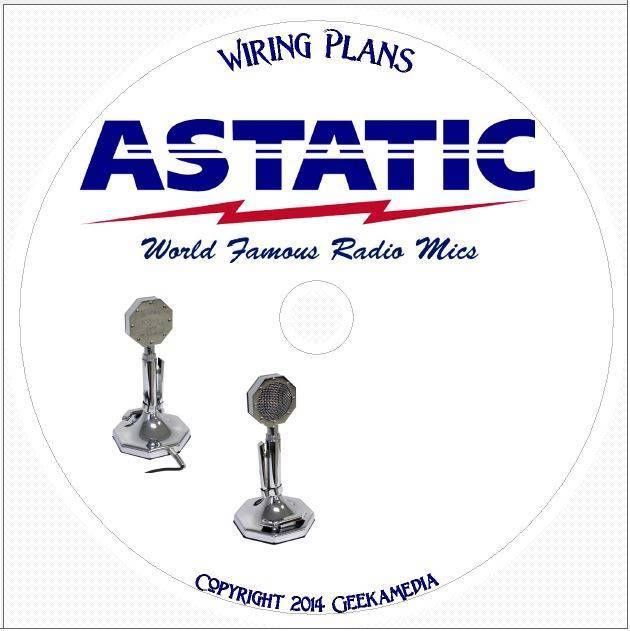 ... details about astatic microphone wiring guide dvd cb ham crystal ham radio microphone wiring astatic microphone  sc 1 st  MiFinder : cb radio microphone wiring - yogabreezes.com