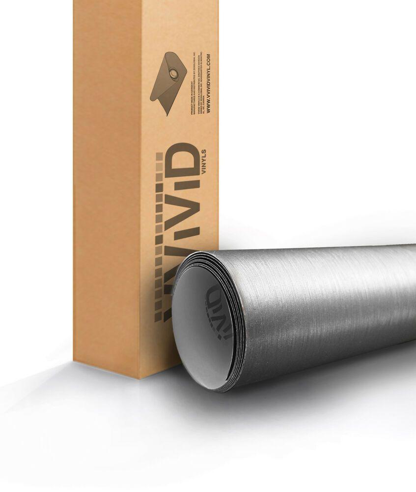 Sponsored Ebay Vvivid Brushed Silver Aluminum Vinyl Full Car Wrap 50 Ft X 5ft 60in Decal 3m Car Wrap Vinyl Wrap Car Adhesive Tiles
