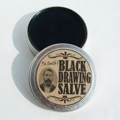 New Drawing Salve for Splinters