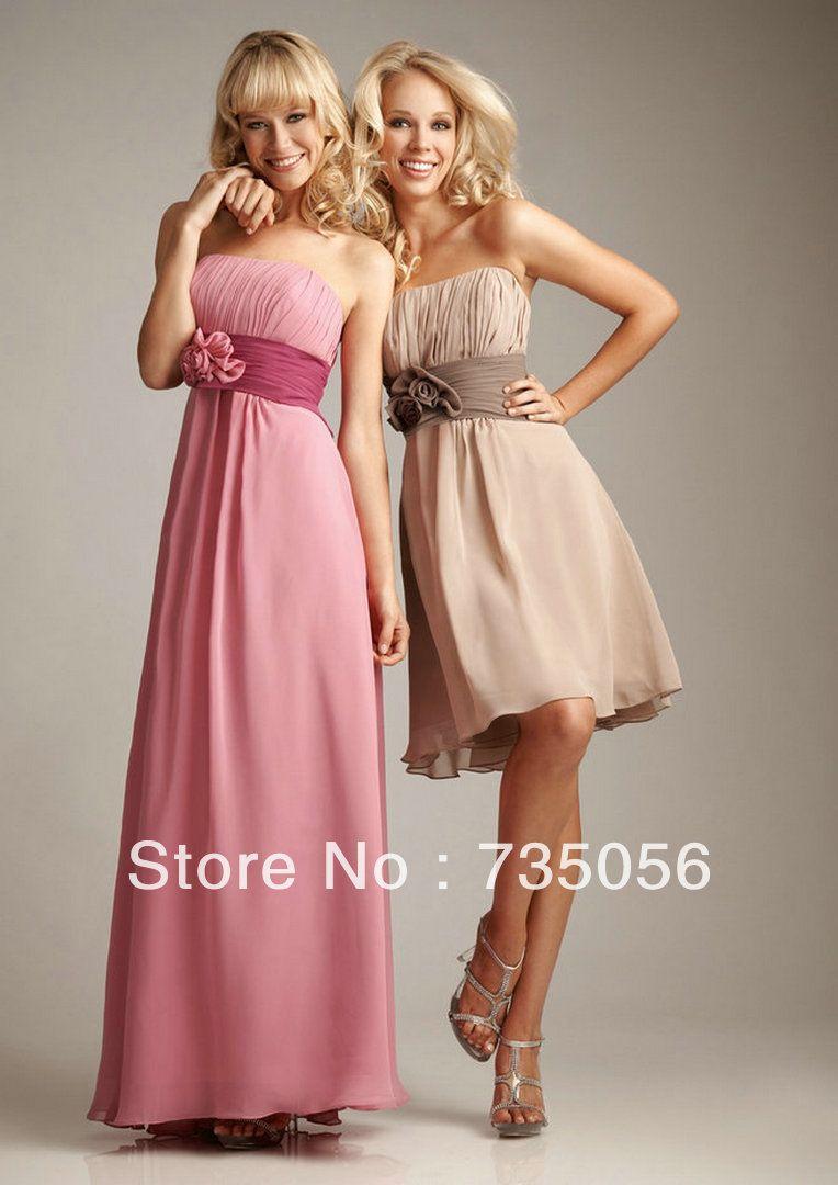 best selling affordable chiffon bridesmaid dress bridesmaid