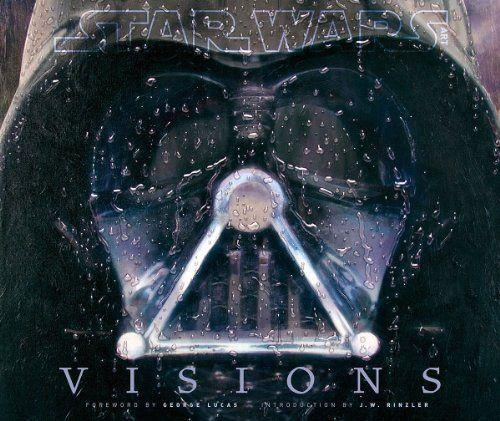 Star Wars Art: Visions (Star Wars Art Series) @ niftywarehouse.com #NiftyWarehouse #Geek #Products #StarWars #Movies #Film