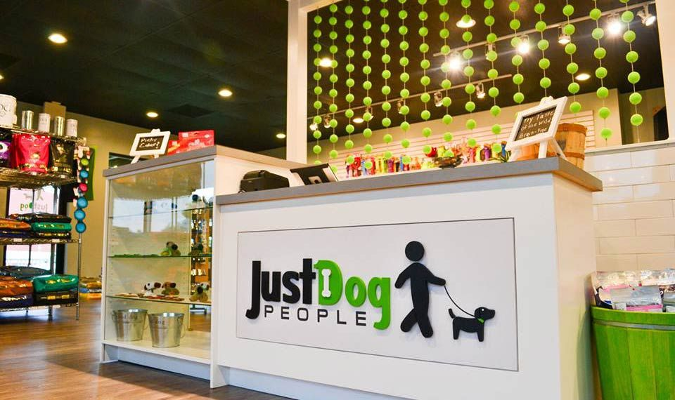 Just Dog People | Local Pet Supply Store and Dog Grooming