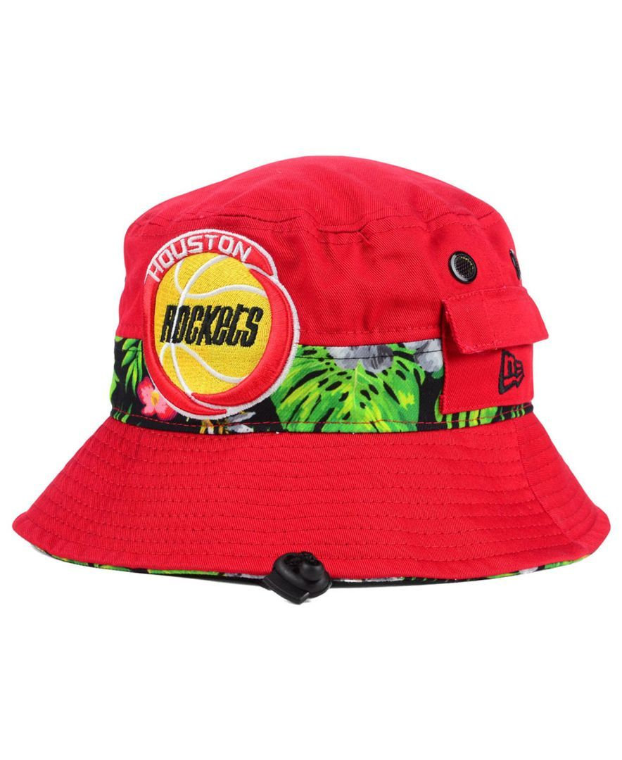 bd5dbce4f New Era Houston Rockets Sub Banded Bucket Hat | Products | Hats ...