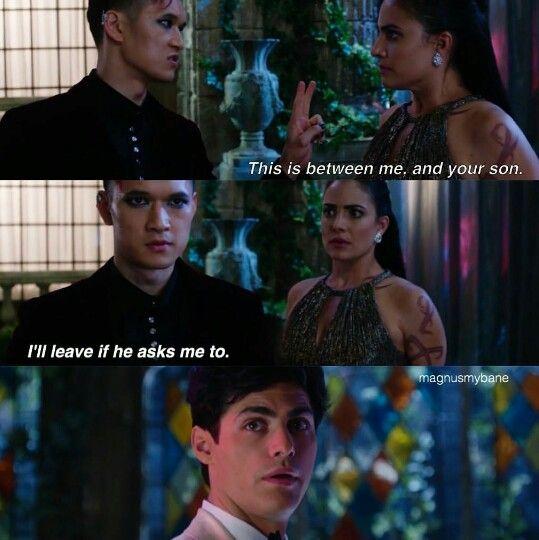 Season 1 Episode 12: Magnus and Alec