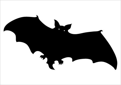 Pin By Shell Andersen On Kukly Bird Silhouette Silhouette Art Bat Silhouette
