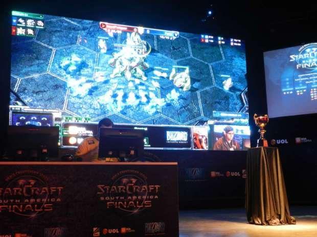 Evento sul-americano de StarCraft 2 agitou o final de semana em São Paulo