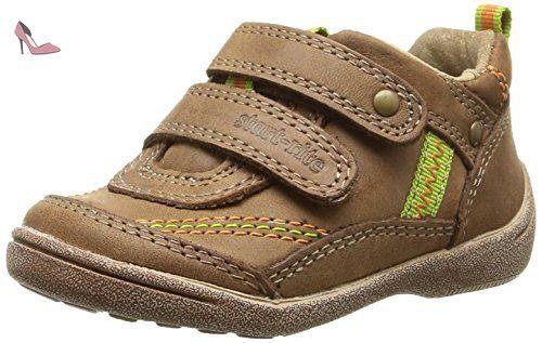 Start Rite Supersoft Leo, Chaussures Bébé marche bébé garçon, Marron (Light  Brown)