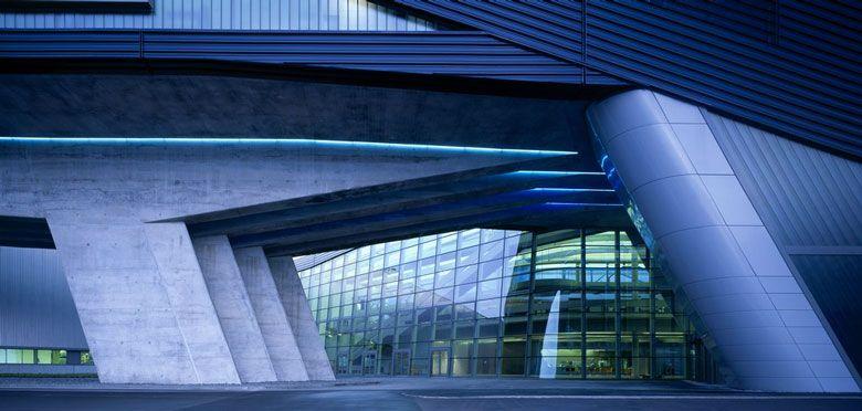 BMW Central Building in Leipzig, Germany by Zaha Hadid Architects   jebiga   #BMW #building #architecture #modern #zahahadid #germany #jebiga