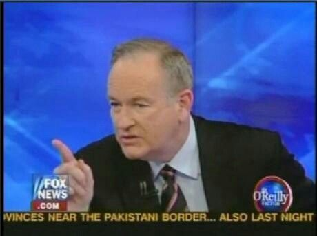 Bill o reilly asshole really