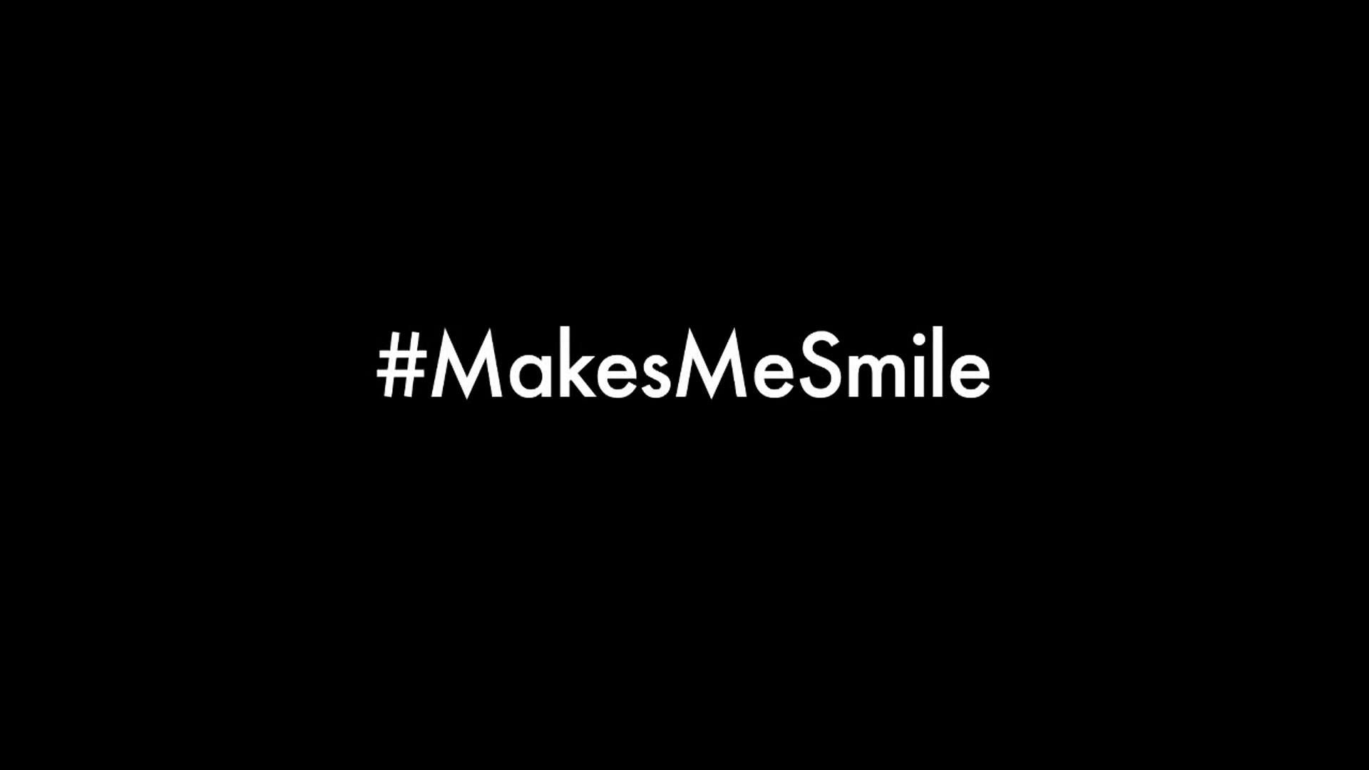 Cover - #MakesMeSmile
