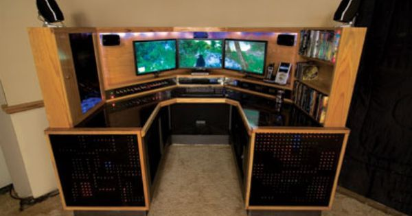 I want thaaaat…(41 Photos) | Pc Gaming Setup, Gaming Setup and ...
