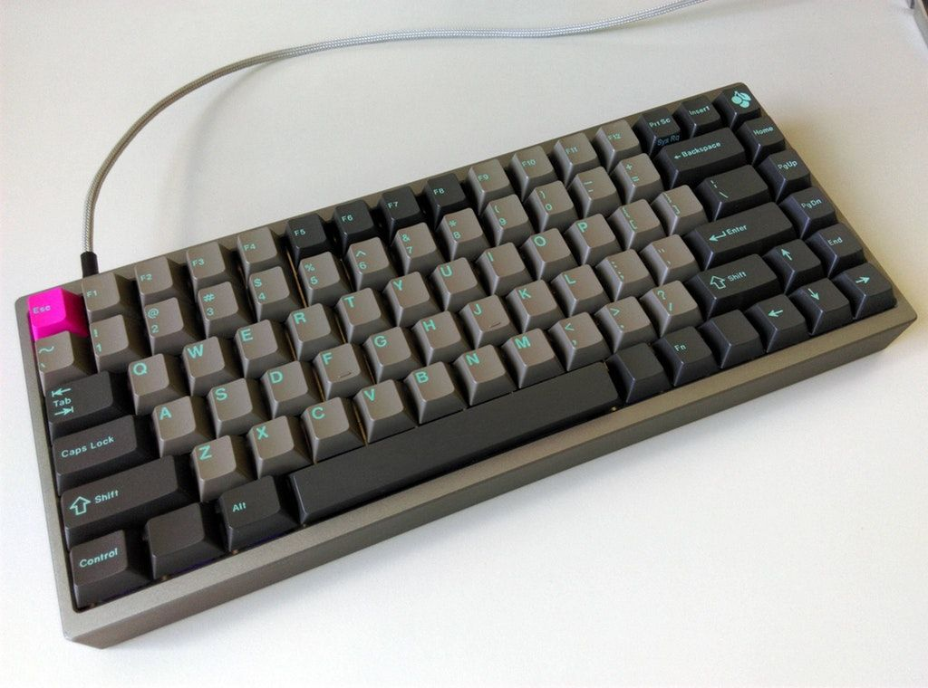 photos] EnjoyPBT 75% with Sky Dolch! : MechanicalKeyboards