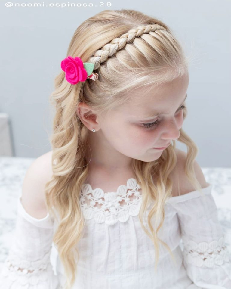 The Best Tutorials Of Braided Hairstyles For Little Girls - Littlewishlive - Hair Beauty