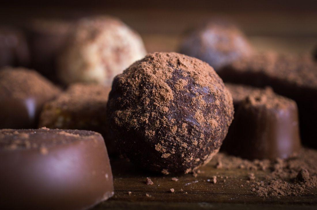 www.maryannpenney.com  Golden Mylk Chocolates
