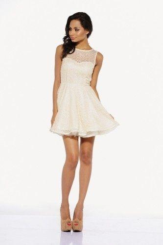 Tumblr dresses white