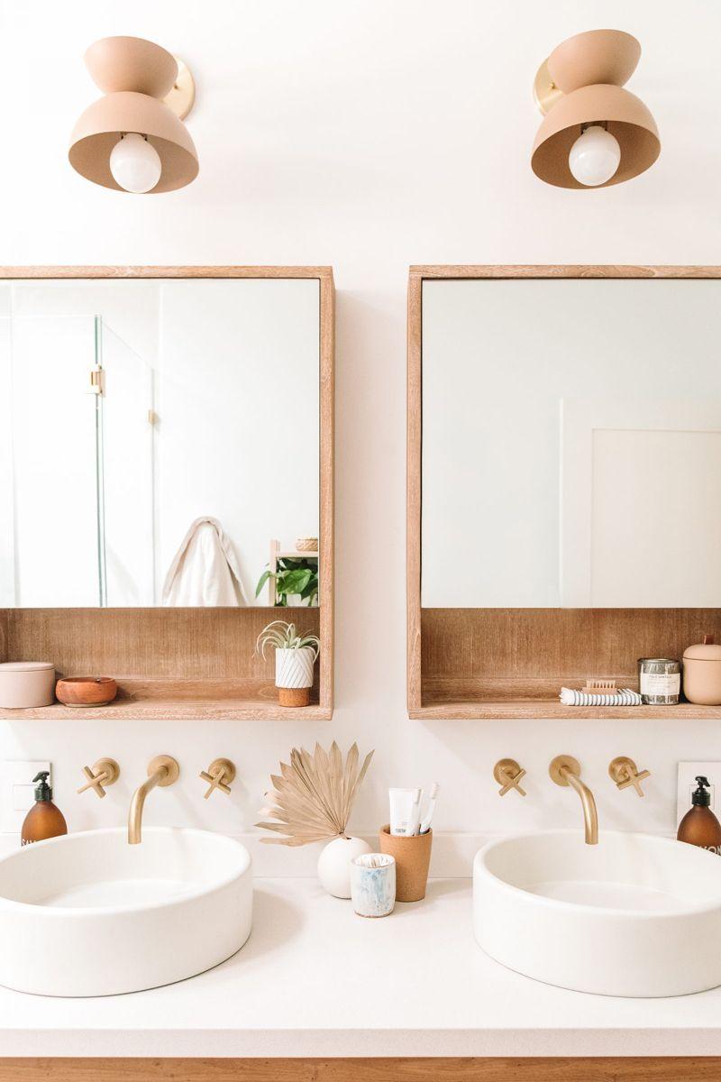 Maison De La Salle our master bathroom : the reveal | salle de bain design