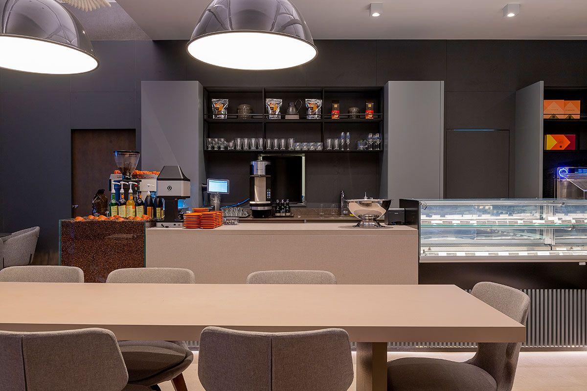 Joia Bergamo Cafe Com Terraco Com Cosentino Casacor Sp Com