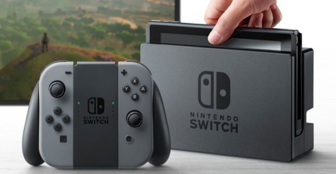 Everything we suddenly know about Nintendos crazy new console the Switch