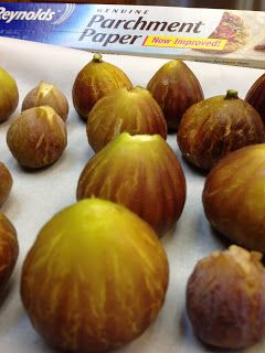 Where Joy Is : Freezing Figs For Later