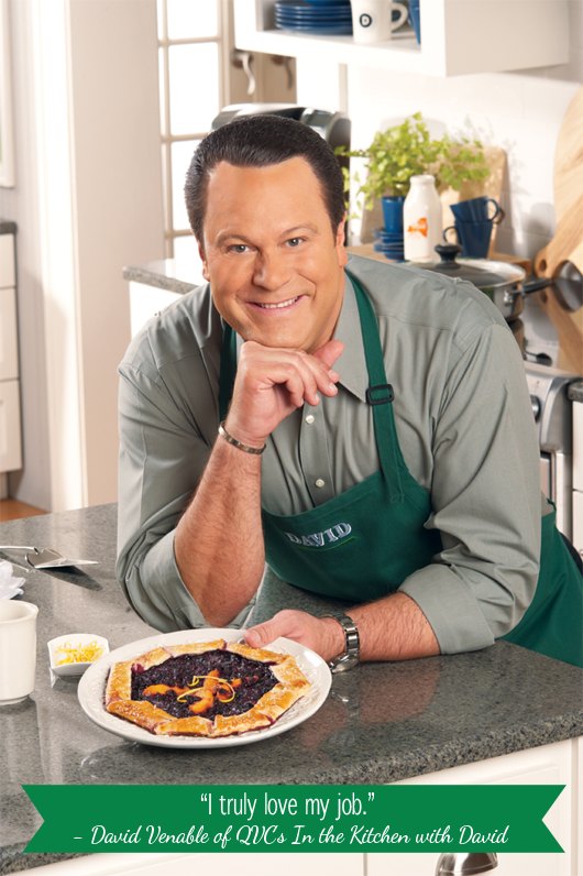 David Venable Of Qvc S In The Kitchen With David Delish