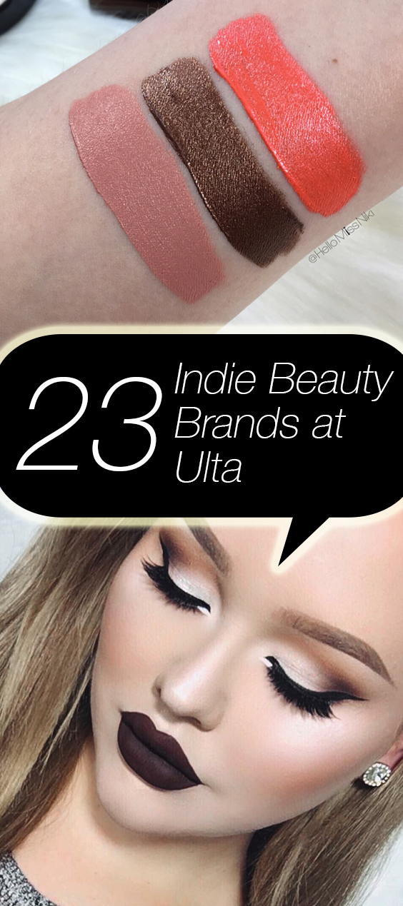 23 indie beauty brands you can buy at Ulta right now