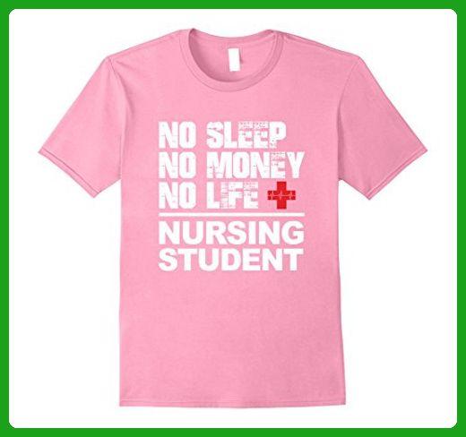Mens Nursing Student ShirtFuture NurseMedical GiftNew Nurse 3XL Pink