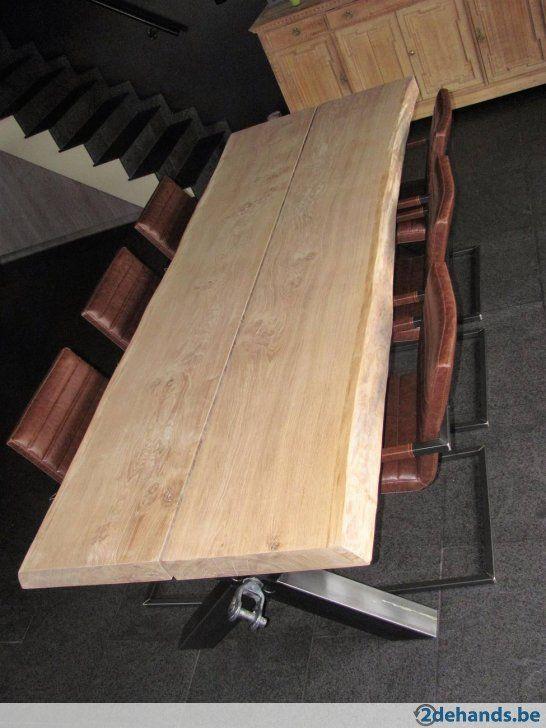 Boomstamtafel Te Koop.Eiken Boomstam Tafel Te Koop Home Decoration Dining Table