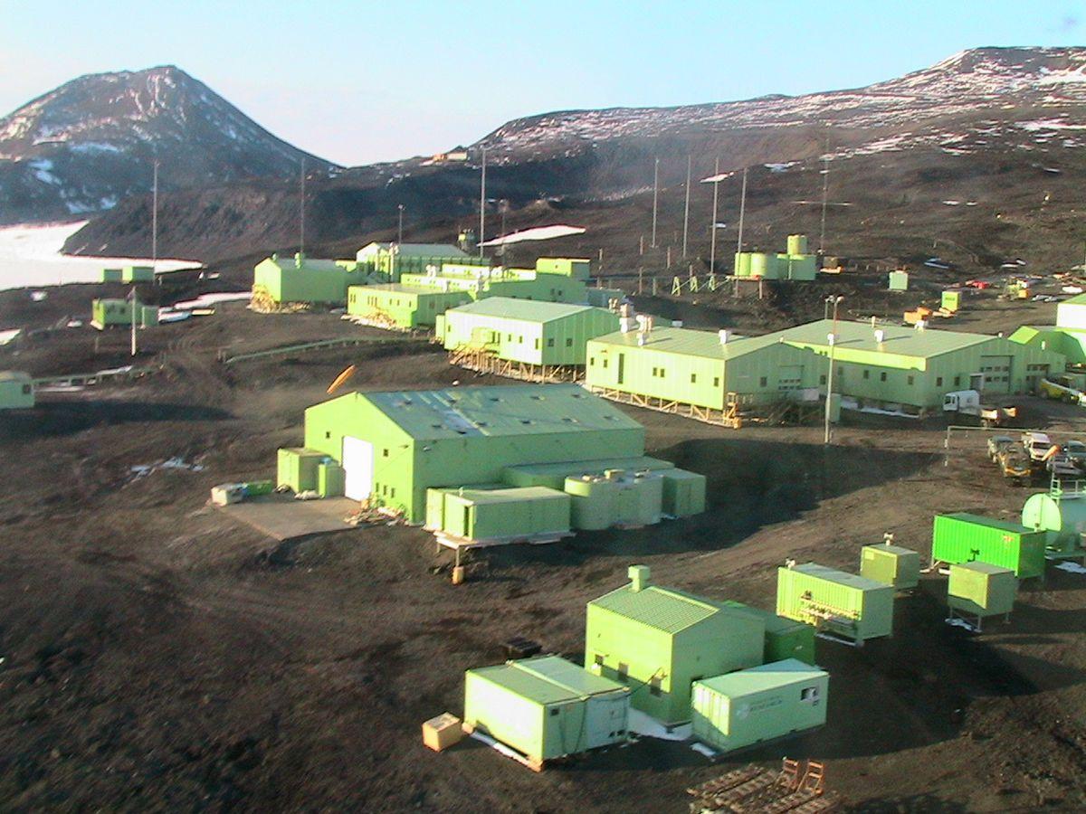 Scott Base Wikipedia Antarctic, Mcmurdo station