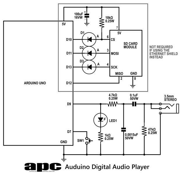 arduino humidity sensor circuit diagram