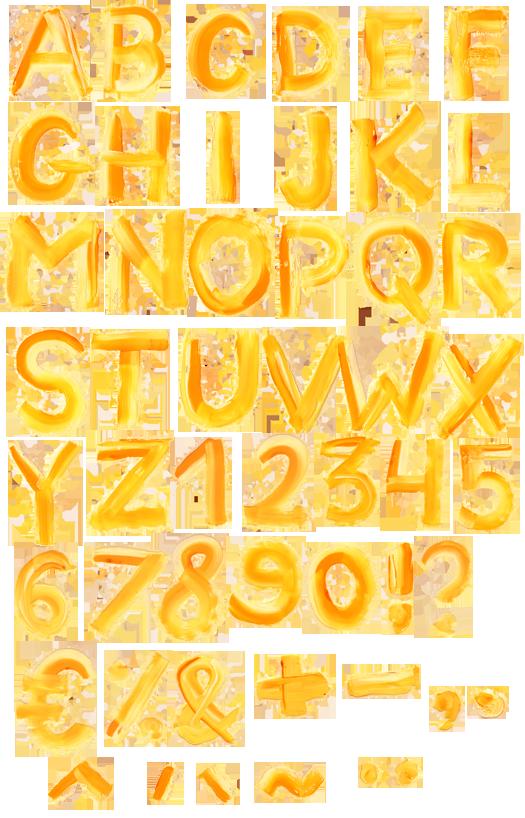 Brush paint font alphabet calligraphy pinterest