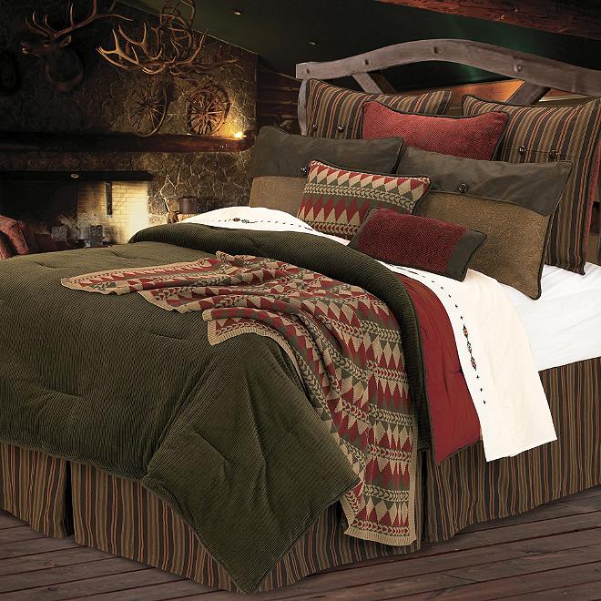 Montana Ridge Bedroom Set