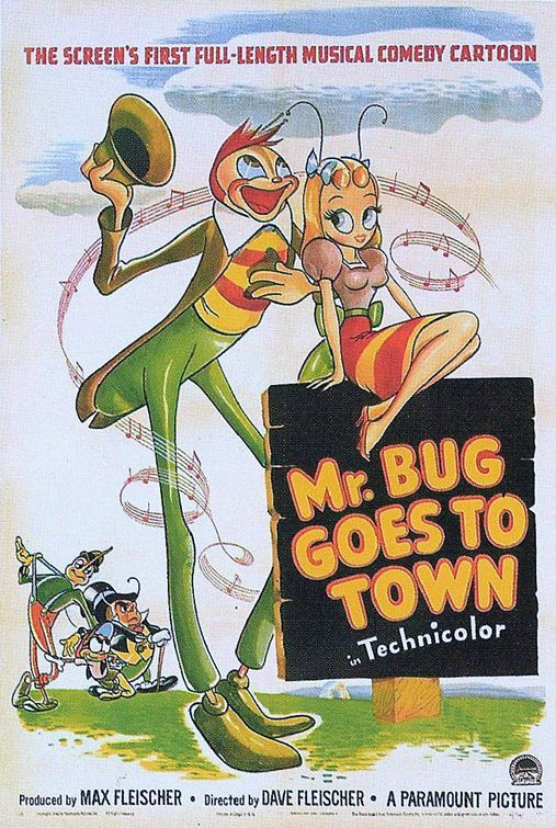 Download Mr. Bug Goes to Town Full-Movie Free
