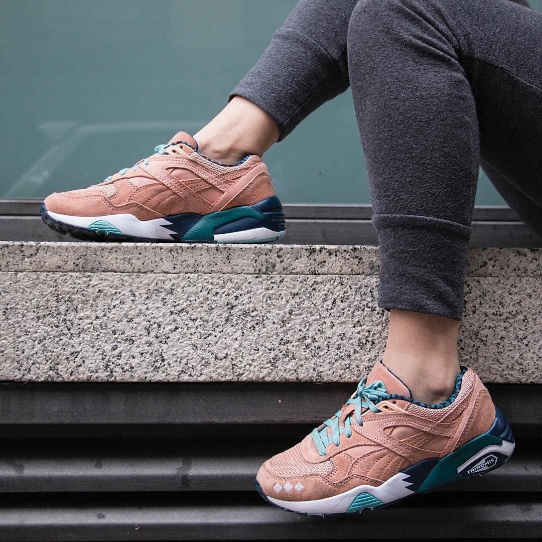 Sneakers women - Puma R698 x Alife (©milkxedge)  32d334980d