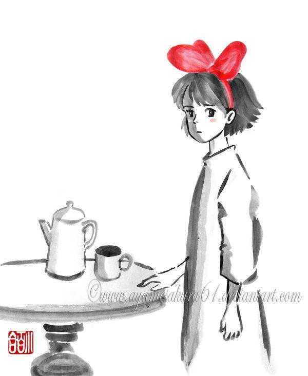 ジブリ おしゃれまとめの人気アイデア Pinterest Minami イラストレーター イラスト ジブリ