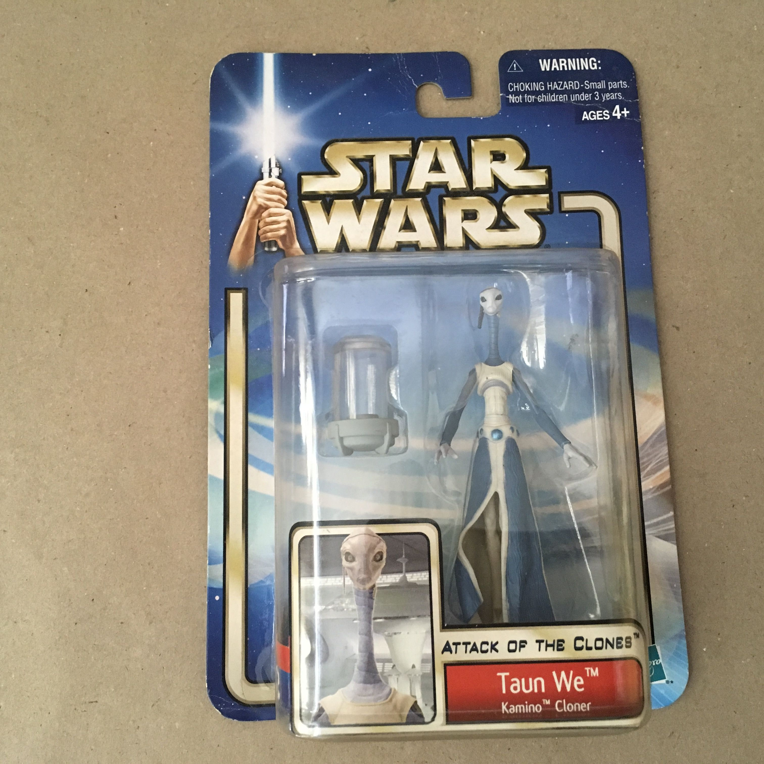 "Star Wars  ACTION FIGURE 3.75/"" #W4"