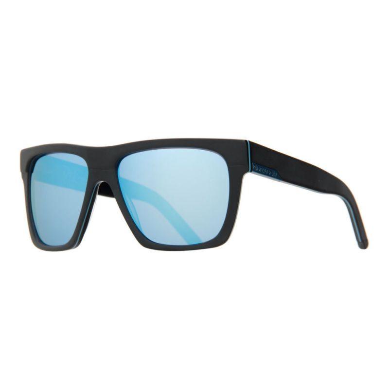 Dragon Alliance Regal Sunglasses Matte Black Frames Sky