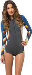 BILLABONG SALTY DAZE SPRING > Surf > Wetsuits > Womens Wetsuits | Swell.com