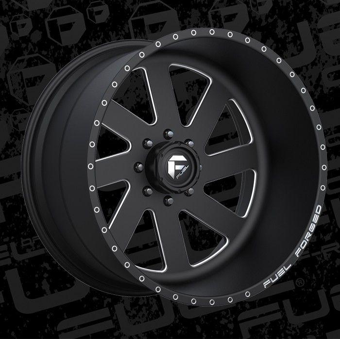 Fuel Forged Custom Wheels Wheels Tires Alloy Wheel Custom Wheels
