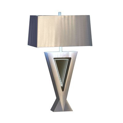 Nova Lighting 11589 Vectors Table Lamp