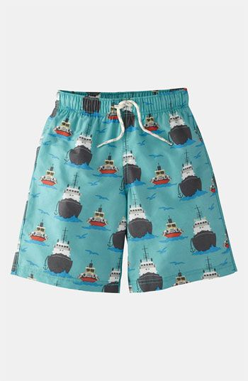 0be82c2d43 Mini Boden Swim Shorts (Toddler, Little Boys & Big Boys) available at  #Nordstrom