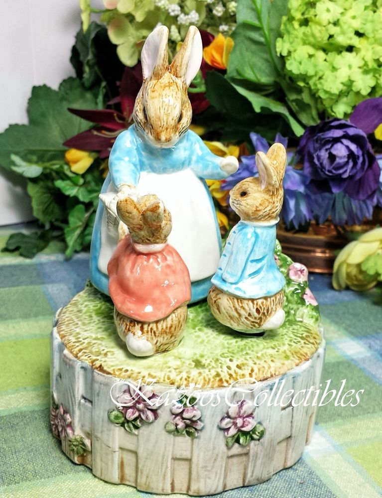 Beatrix Potter Mrs Rabbit Musical