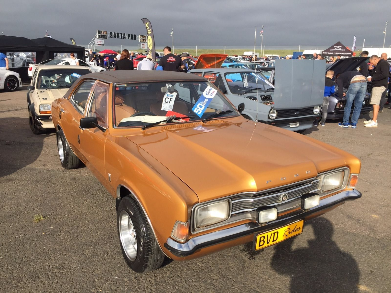 Ford Cortina 3 0 V6 Xle Mk3 1976 Ultra Rare Ebay Ford