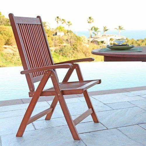 Superb Sol 72 Outdoor Hollain 5 Position Reclining Garden Chair Cjindustries Chair Design For Home Cjindustriesco
